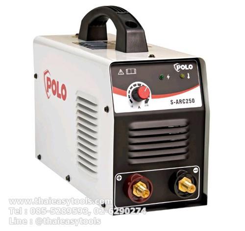 ตู้เชื่อม IGBT POLO รุ่น S-ARC250
