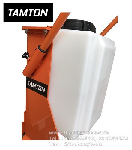 เครื่องตัดถนนคอนกรีต TAMTON - ถังน้ำ HDPE อย่างดีหมดปัญหาเรื่องสนิม ถังนำผุกร่อน